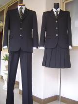 徳山高等学校徳山北校舎制服画像